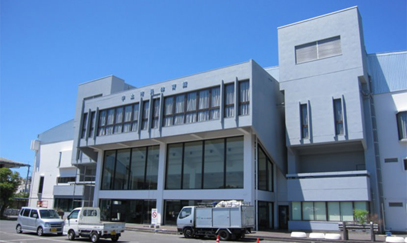 ecowin宇土アリーナ(宇土市民体育館)の画像