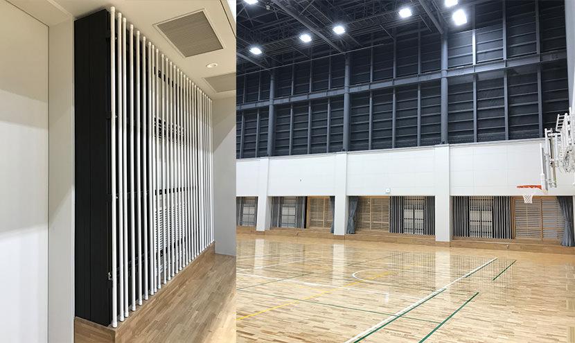 久留米市総合スポーツセンター サブアリーナ